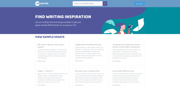123helpme.com Review [6.7/10]: Is It Safe for Essay Writing Help?