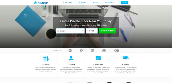 HeyTutor Review [8.5/10]: Pricing, Refund Policy & Detailed Working Process