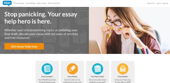 Kibin.com Review [5.7/10]: Is Kibin Helpful or Harmful?
