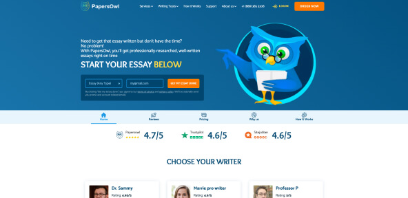 PapersOwl Review [5.0/10]: Truth of Popular Writing Service