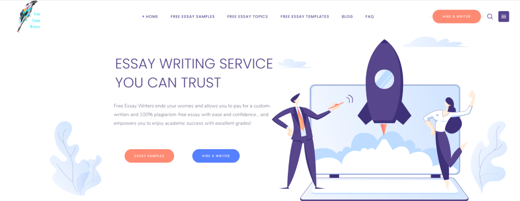 FreeEssayWriters service