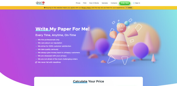 Writemypaper4me Review [4.8/10]: Trustworthy Writing Website or Just Fake?